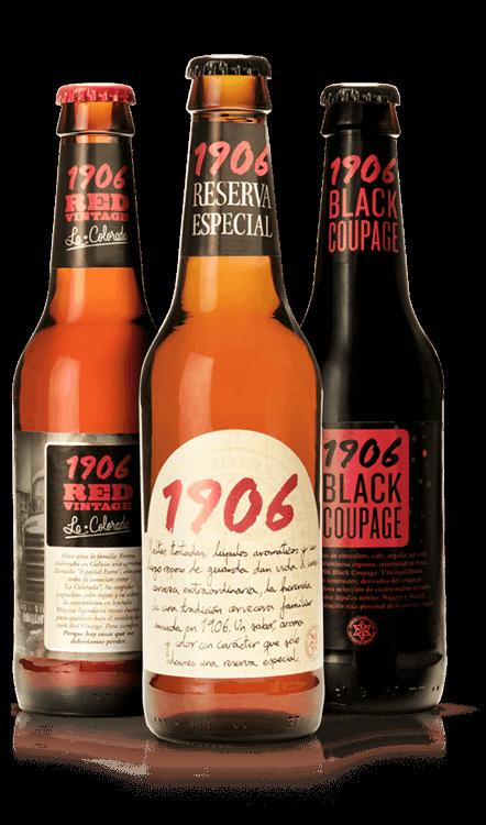 1906 Historias detrás de una cerveza
