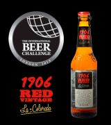 International Beer Challenge 2013 - Premio 1906 Red Vintage 'La Colorada'