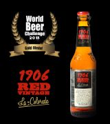 World Beer Challenge 2013 - 1906 Red Vintage La Colorada