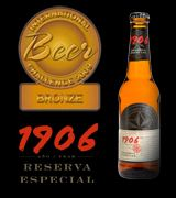 International Beer Challenge 2009 - Premio 1906 Reserva Especial
