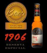 International Beer Challenge 2009 - Premio 1906 Reserva Especial