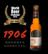 World Beer Challenge 2012 - Premio 1906 Reserva Especial
