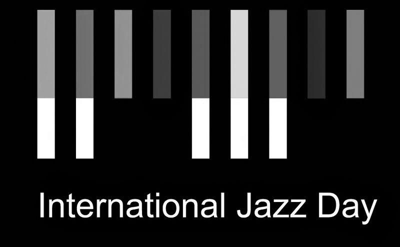 Cartel del Día Internacional del Jazz