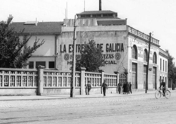 Hijos de Rivera - Estrella Galicia - 1906