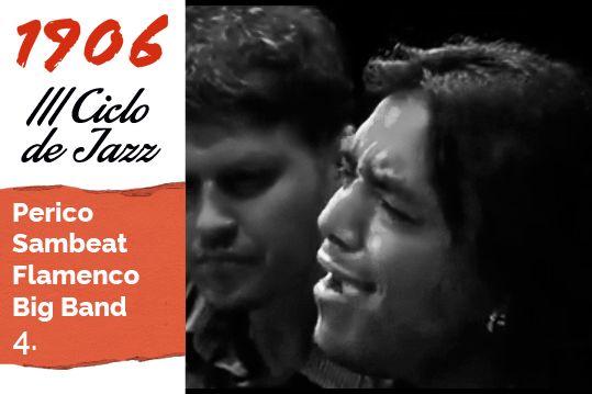Perico Sambeat Flamenco Big Band en el T. Principal de Santiago