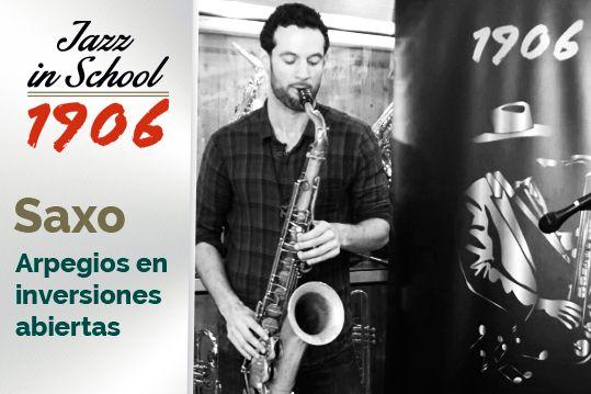 José Ángel Vera. Saxofón.