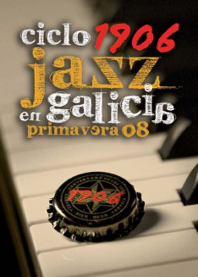 Cartel I Ciclo 1906 Jazz