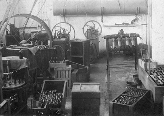 Fundación Estrella Galicia - 1906