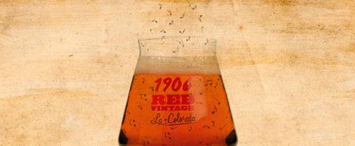 1906 Red Vintage 'La Colorada'