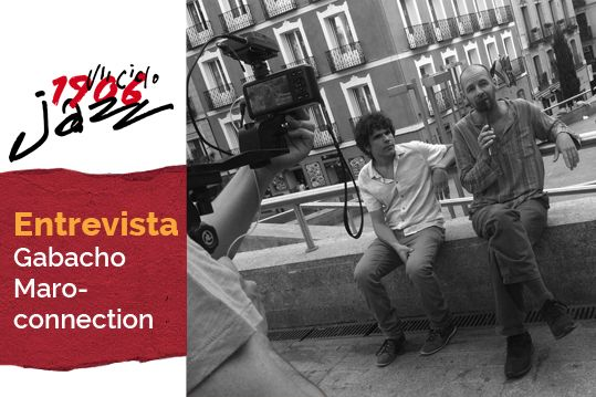 Entrevista a Gabacho Maroconnection en Madrid