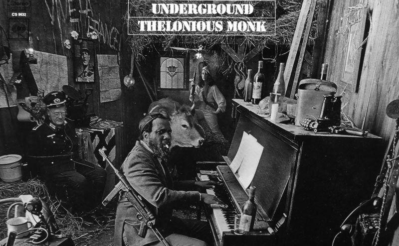Thelonius Monk Underground