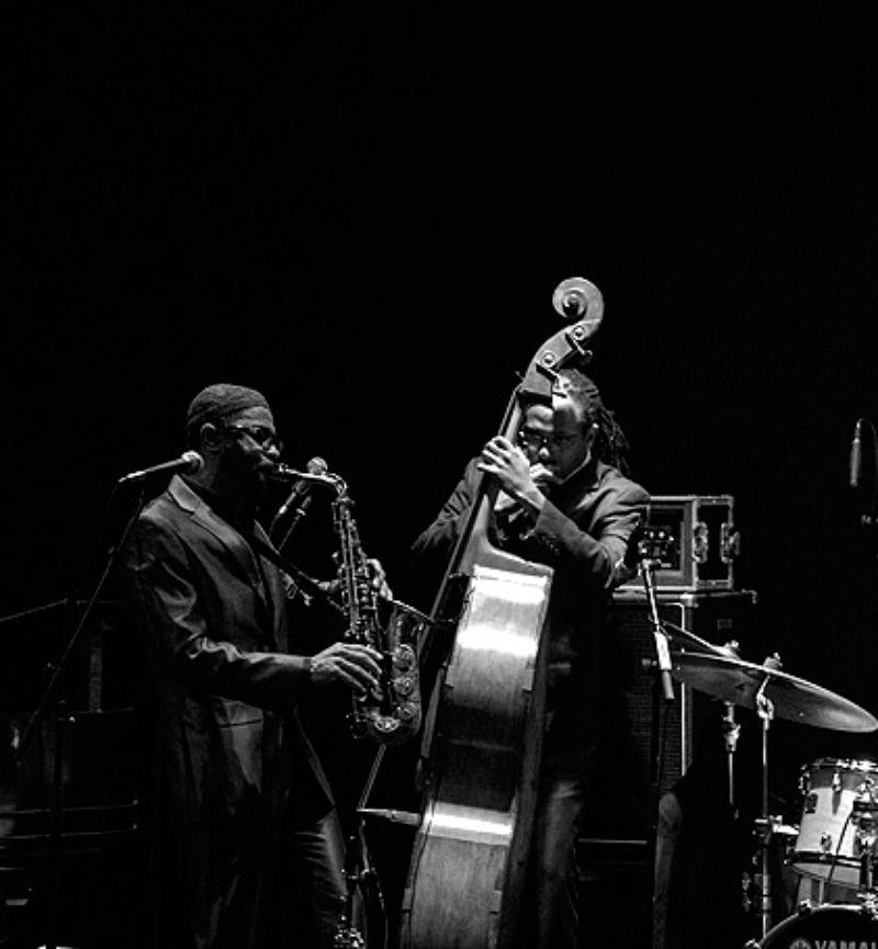 Kenny Garret Quintet Teatro Lara VII Ciclo 1906 Jazz