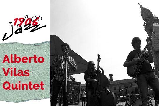 Alberto Vilas Quintet en el Maratón del Jazz Gallego (1)