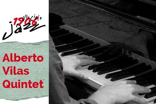 Alberto Vilas Quintet 2, Maratón de Jazz gallego