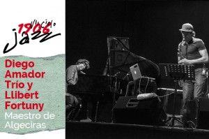 Amador y Fortuny. Teatro Lara. VII Ciclo 1906 de Jazz. Tema: Maestro de Algeciras