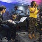 Rachel Brotman Quintet Café Berlín VII Ciclo 1906 Jazz. Foto: Jaime Massieu 04