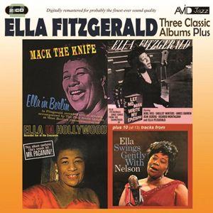 Ella Fitzgerald 3 Classic Albums