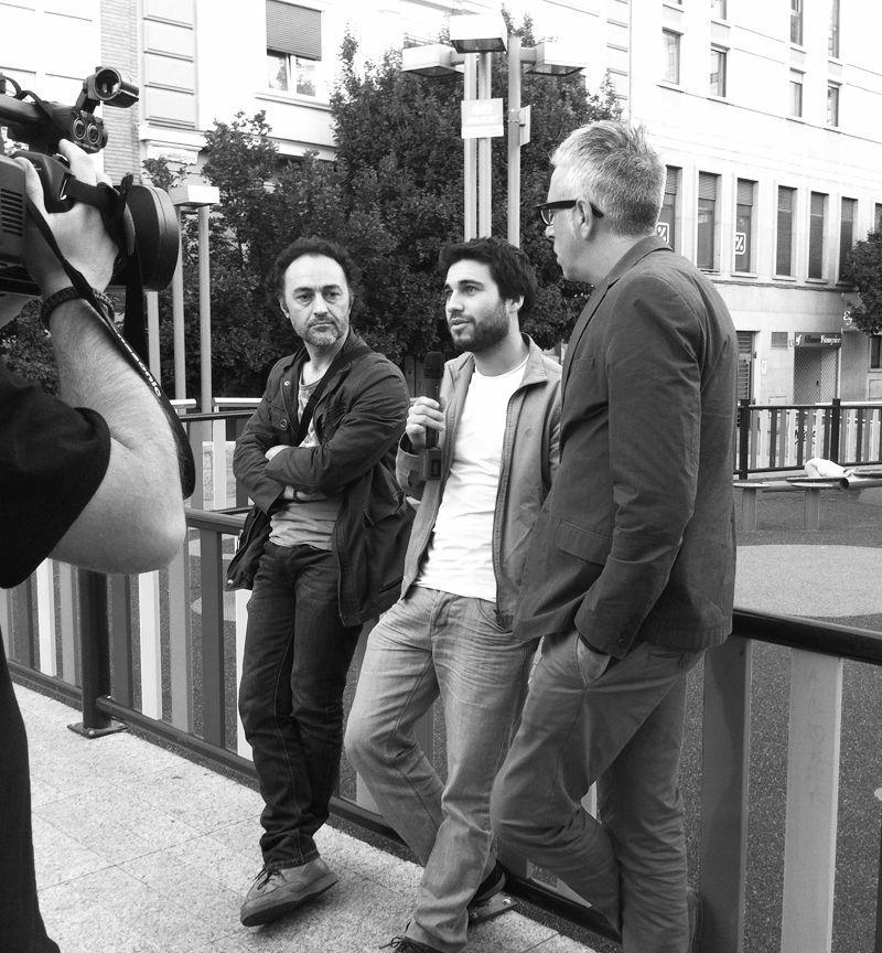 Entrevista Gabriel Peso Trio