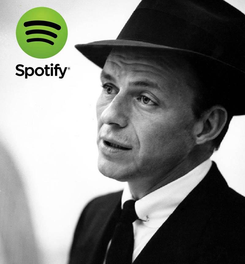 Frank Sinatra. Los mejores crooners de la historia