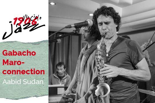 Gabacho Maroconnection en concierto, Café Berlín. Tema: Aabid Sudan
