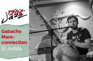 Gabacho Maroconnection en concierto, Café Berlín. Tema: El Jadida