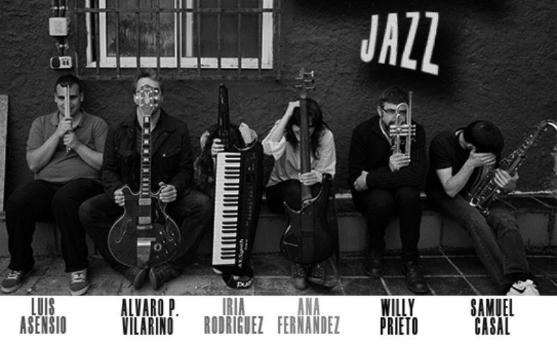 Malasombra Jazz en Jazz Filloa
