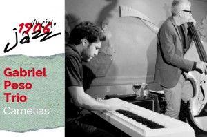 Gabriel Peso Trio en concierto. VII Ciclo 1906 de Jazz. Tema: Sinapsis