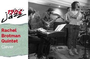 Rachel Brotman Quintet en concierto en el Café Berlín. Tema: Clever