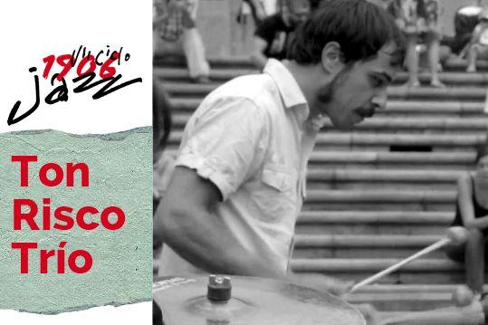 Ton Risco Trío, Maratón del Jazz Gallego (1)