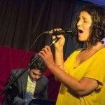 Rachel Brotman Quintet Café Berlín Madrid 13 junio 2014 Foto: Jaime Massieu 01