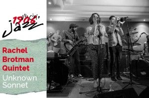 Rachel Brotman Quintet en concierto en el Café Berlín. Tema: Unkanown Sonnet
