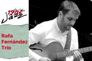 Rafa Fernández Trío, Maratón del Jazz Gallego (1)