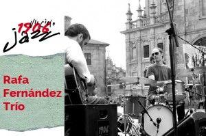 Rafa FernándezTrío, Maratón del Jazz Gallego (2)