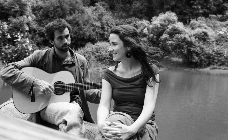 Sofia Ribeiro y Bartlolomeo Barenghi