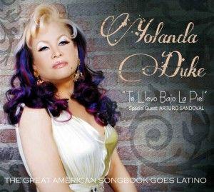 Yolanda Duke - Te llevo bajo la piel