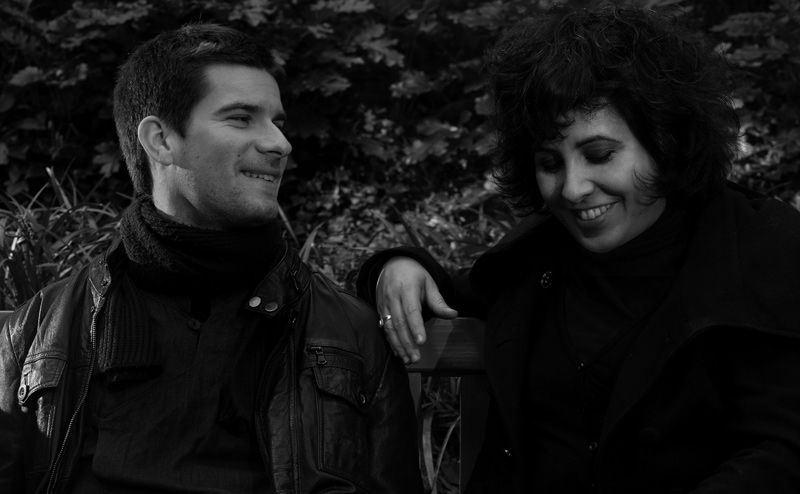 Celeste Alias y Marco Mezquida