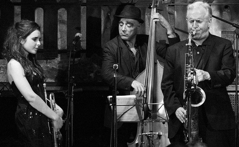 Motis-Chamorro Quintet y Scott Hamilton