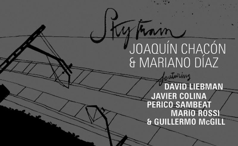 Skytrain de Joaquín Chacón y Mariano Díaz
