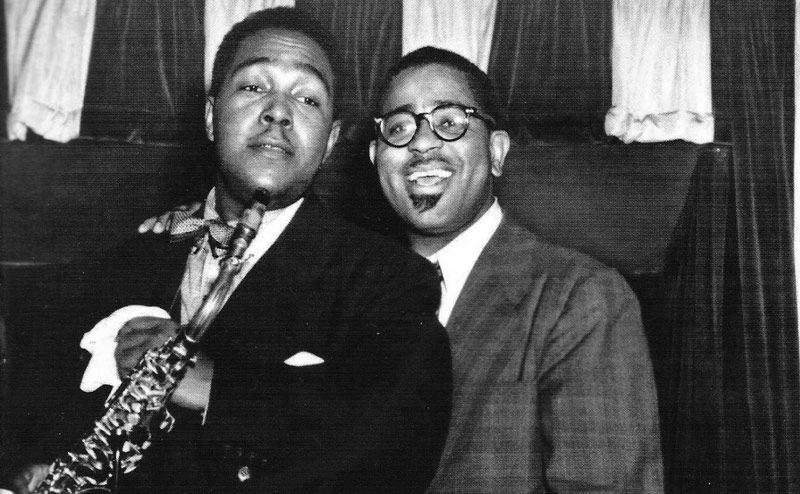 Charley Parker y Dizzy Gillespie