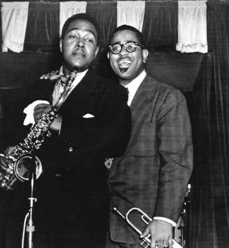 Charley Parker y Dizzy Gillespie 02