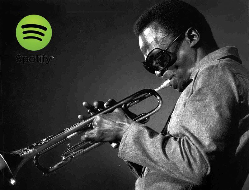 Miles Davis Electrico - Lista Spotify