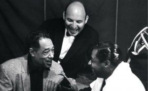 Duke Ellington y George Wein: 60 años de Newport