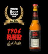 1906 Red Vintage 'La Colorada'. World Beer Challenge 2014 Premio