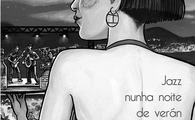 Ciclo Jazz Nunha Noite de Verán en Bar O Pósito 02
