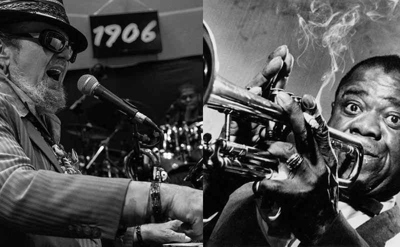 Dr John Homenaje a Louis Armstrong
