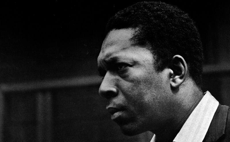 John Coltrane portada de A Love Supreme