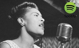 Listas Spotify: Las 20 Mejores Canciones de Billie Holiday