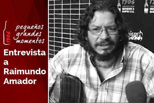 Entrevista a Raimundo Amador. 19.06 2011