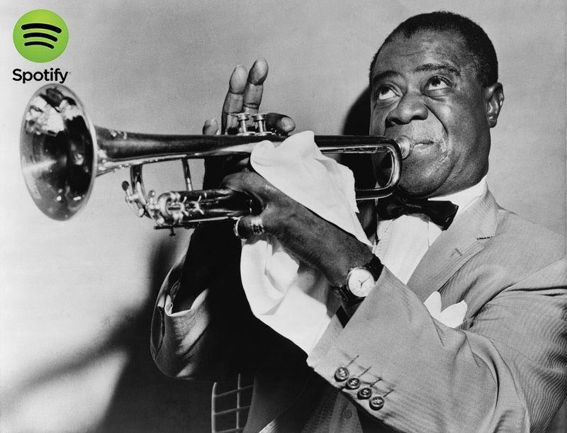 Las 20 Mejores Canciones de Louis Armstrong en una Lista de Spotify
