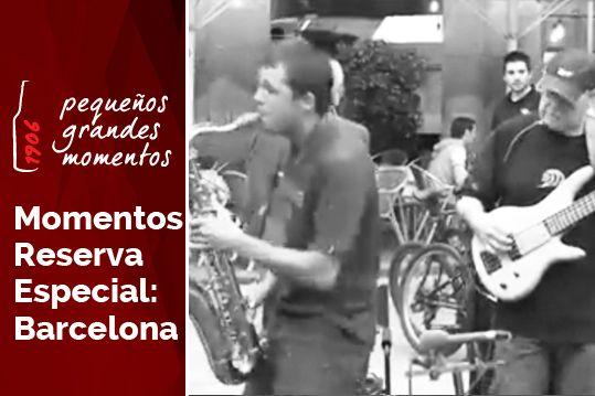 Momentos 1906 Reserva Especial Barcelona